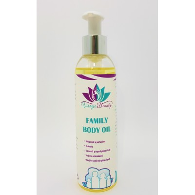 Family body oil, 200 ml